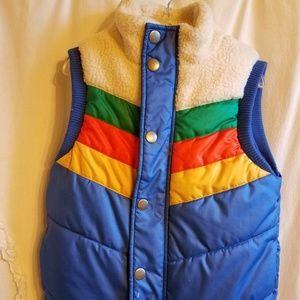 Boys Vintage Vest